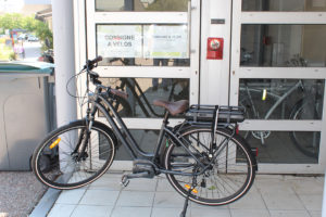 vélo albertville